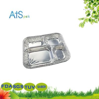 Aluminum Foil Lunch Box