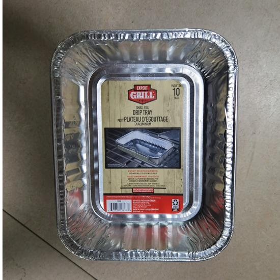 aluminum foil take-out pan
