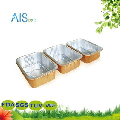 Foil take away container